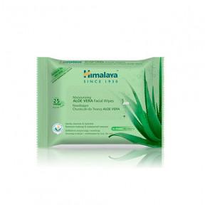 Toalhetes hidratantes de Aloe Vera do Himalaia (25 unidades)
