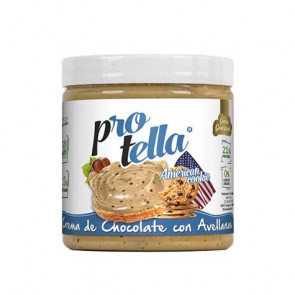 Protella Chocolate protein cream with hazelnuts American Cookie flavour 250g
