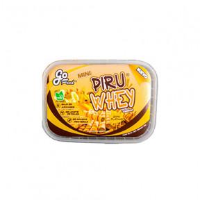 Mini Bolachas Piru Whey recheadas com Gofio e Banana GoFood 90g