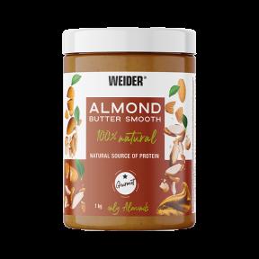 Crema de Almendras Suave Weider 1kg