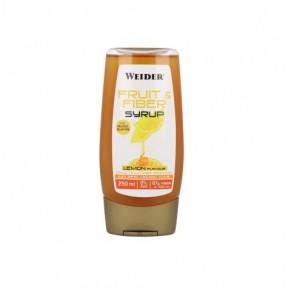 Weider Lemon Flavor Fruit and Fiber Syrup 250ml