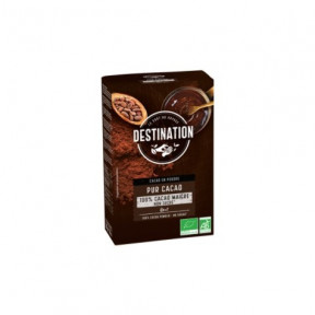 Cacao En Polvo Ecológico Puro 100% Destination 250 g
