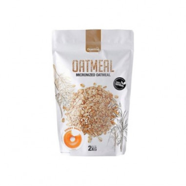 Quamtrax Donut Flavored Oatmeal 2Kg