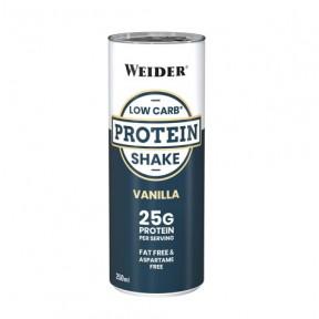Weider LowCarb Protein Vanilla Flavour Smoothie 250ml