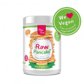 Preparado para Tortitas Low-Carb Raw Pancake sabor Neutro Vegano Clean Foods 425 g