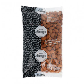 Alhambra Raw Almonds with Skin 1kg