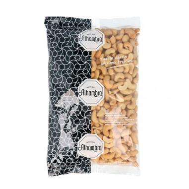 Alhambra Fried Cashew Nuts with Salt 1kg