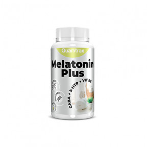 Melatonina Plus Quamtrax 60 capsules