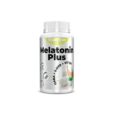 Melatonina Plus Quamtrax 60 cápsulas