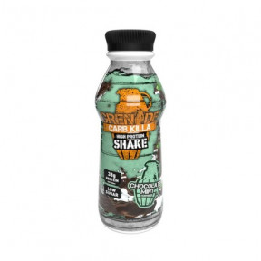 Batido de Proteína sabor Chocolate com Menta Carb Killa Grenade 500ml