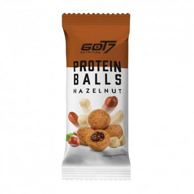 Boules Protéinées Saveur Noisette Got7 2x20g