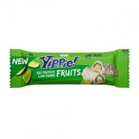 Low Carb Yippie! Fruits Tablette Tarte au Citron Weider 45 g