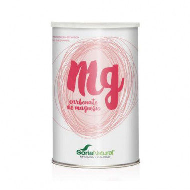 Carbonate de Magnésium Soria Natural 150g