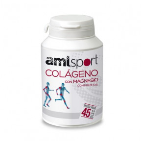 Amlsport Collagen with Magnesium 270 tablets