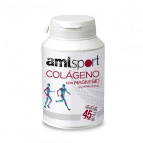 Collagène avec Magnésium Amlsport 270 Comprimés