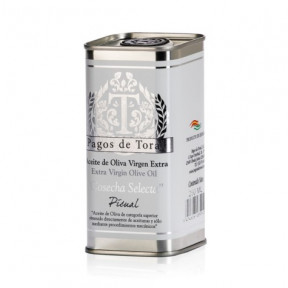 Aceite de Oliva Virgen Extra Cosecha Selecta Pagos de Toral 250ml