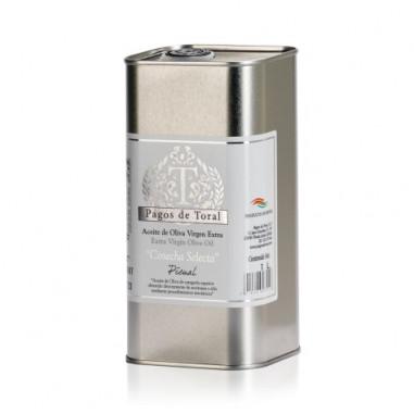 Aceite de Oliva Virgen Extra Cosecha Selecta Pagos de Toral 1L