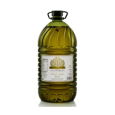 Aceite de Oliva Virgen Extra Cosecha Selecta Pagos de Toral 5L