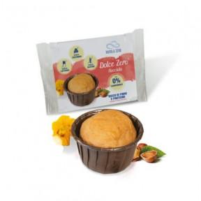 Muffin Dolce Zero Saveur de Noisette de Nuvola Zero 37g