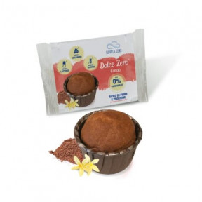 Muffin Dolce Zero Sabor Cacao de Nuvola Zero 37g