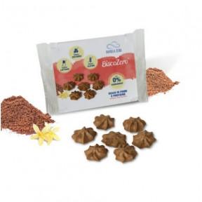 Mini Biscuits BiscoZero Saveur de Cacao de Nuvola Zero 20g