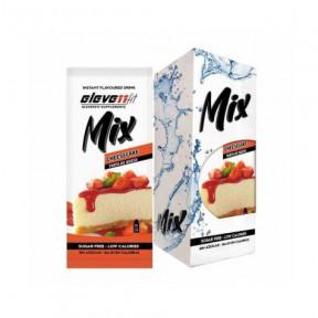 Pacote de 12 Envelopes Bebidas Mix com Sabor Torta de Queijo ElevenFit 9g