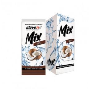 Pack of 12 Envelopes ElevenFit Coconut Flavor Mix Drinks 9g
