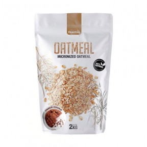 Quamtrax Chocolate Biscuit Flavored Oatmeal 2Kg
