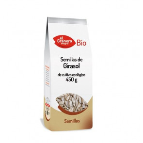 El Granero Integral Organic Sunflower Seeds 450g