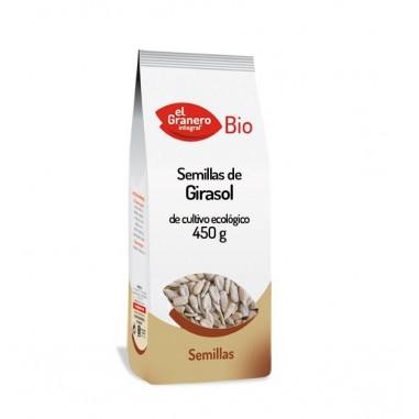 Sementes de Girassol Orgânicas El Granero Integral 450g