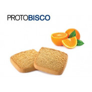 Biscuits Saveur Orange Protobisco Phase 1 CiaoCarb 50g