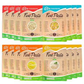 Fine Pasta Medium Pack (16 packages)