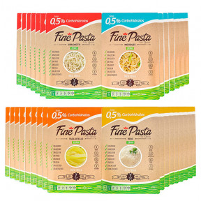 Pack Family Fine Pasta (32 Paquetes)