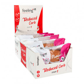 FeelingOk Start Cocoa PlumCake Pack (10x45g) 450g