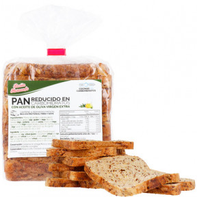 Free CSC Foods Reduced Carb Bread with orders over € 49