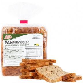Pão com teor reduzido de carboidratos CSC Foods grátis para pedidos