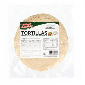 Tortilhas com Redução de Carboidratos CSC Foods 240g (6x40g)