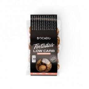 Mini Tostadas Low Carb de Bocado Functional Foods 125g