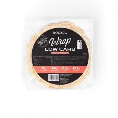 Tortillas Low Carb de Bocado Functional Foods 320g (8unds.)