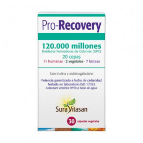 Sura Vitasan Pro-Recovery 30 capsules