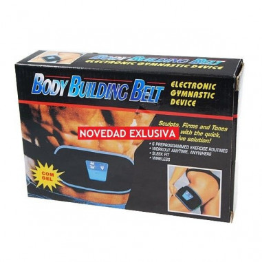 Electronic Abdominal Exerciser Belt