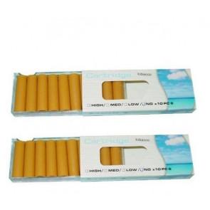 Pack 20 Recargas Cigarrillo electrónico
