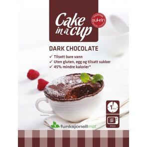 Bizcocho en Taza Chocolate Negro Sukrin 75g