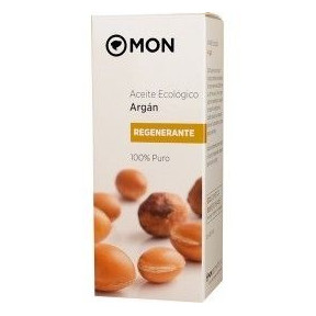 Aceite Ecológico Argán Regenerante 100% Puro 60 ml