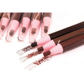 Eyebrow Liner Pencil Waterproof Brown
