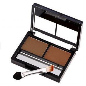Eyeshadow Duo Case Brown