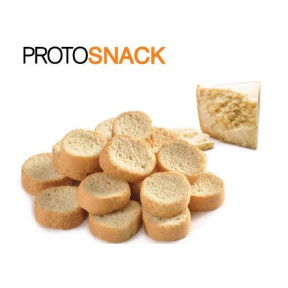 Croutons CiaoCarb Protosnack Etapa 1 Queijo 100 g