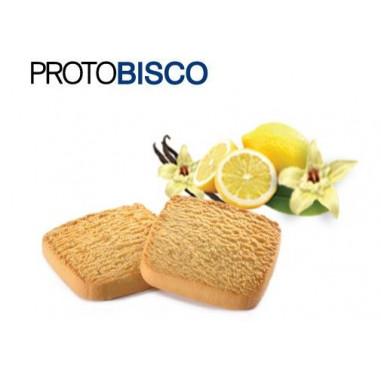 Biscoitos CiaoCarb Protobisco Etapa 1 Baunilha - Limão