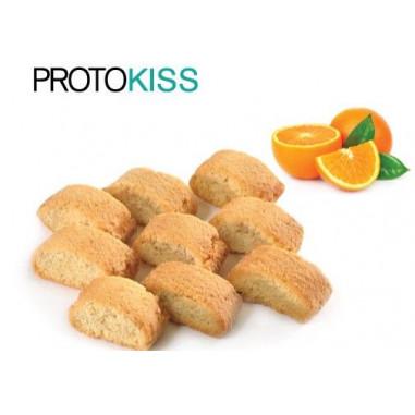 Mini Biscoitos CiaoCarb Protokiss Etapa 1 Laranja