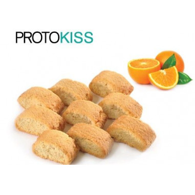 Mini Biscuits CiaoCarb Protokiss Phase 1 Orange